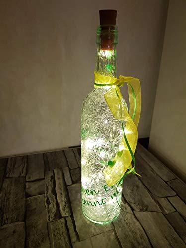 Lichterflasche