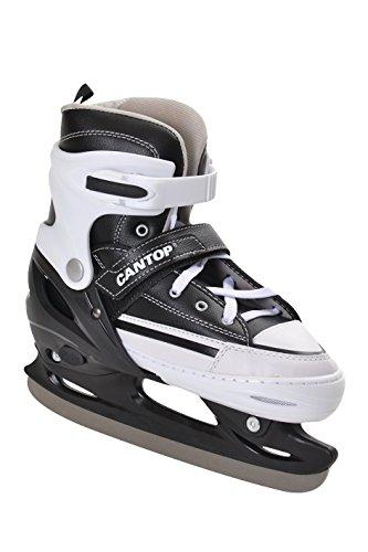 Base Schlittschuh Cantop Adjustable Skate Retro, Black, 38-41