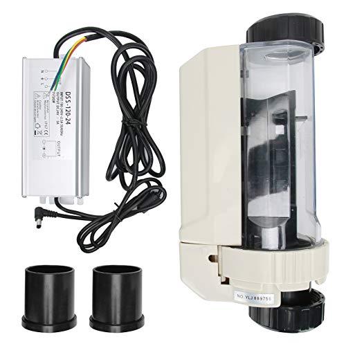 Cikonielf Ec12 12G/H Sistema Electrónico De Cloración Salina Sistema Generador De Cloro para Piscina SPA 100‑240V