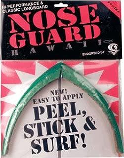 Surfco Longboard Nose Guard Kit - Green Tint
