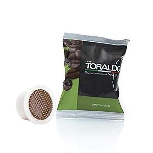 Caffè Toraldo Miscela Aromatica Capsule compatibili UNO System 100 pz / 700 g
