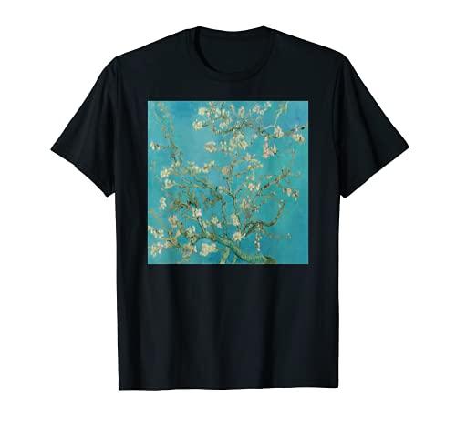 Almond Blossom Vincent van Gogh Arte Classica Quadro Moderno Maglietta