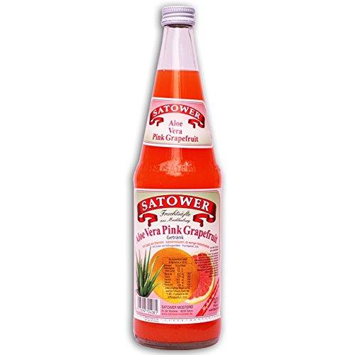 Original Satower - Aloe Vera Pink-Grapefruit Getränk 0,7L