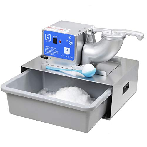 Paragon Port-A-Blast SNO Cone Machine for Professional Concessionaires Requiring Commercial Heavy Duty Snow Cone...