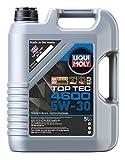 Liqui Moly 2316 - Aceite de motor, Top Tec, 4600, 5W-30, Booklet, 5 l