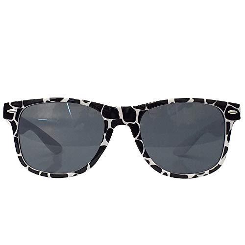 Partybob Kuhkostüm Brille - Sonnenbrille Kuh