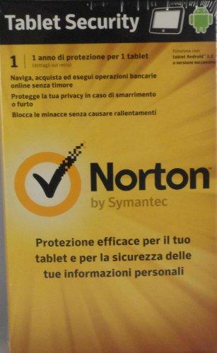 Symantec Norton Tablet Security 2.0, BOX