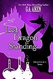 Last Dragon Standing (Dragon Kin series Book 4)