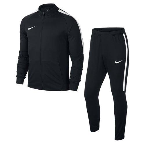 Nike Kinder Squad 17 Track Suit Youth Trainingsanzug, blau (obsidian/White), M