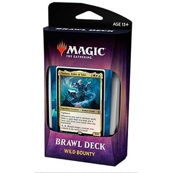 Magic The Gathering Throne of Eldraine Wild Bounty Brawl Deck C67460000-WIL