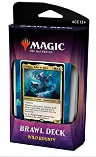 Magic The Gathering Throne of Eldraine Wild Bounty Brawl Deck C67460000-WIL