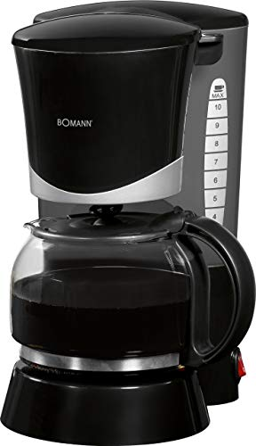 Bomann FS 1500 CB Frühstücksset schwarz-silber