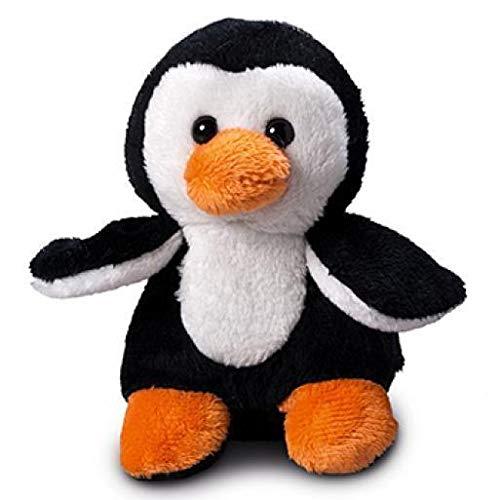 Schmoozies XXL Pinguin Stofftier Schmusetier Kuscheltier Plüschtier Teddy Bildschirmreiniger