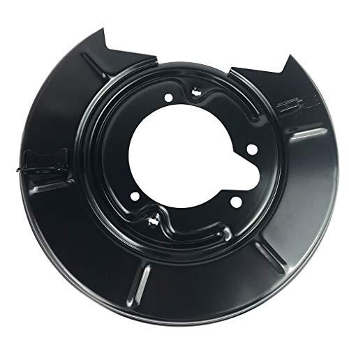 Fornateu Rear Scheibenbremse zurück Platte Rechte Hand Staubschutz Shell 34211162062 Einfache Installation Ersatz für E30 E36