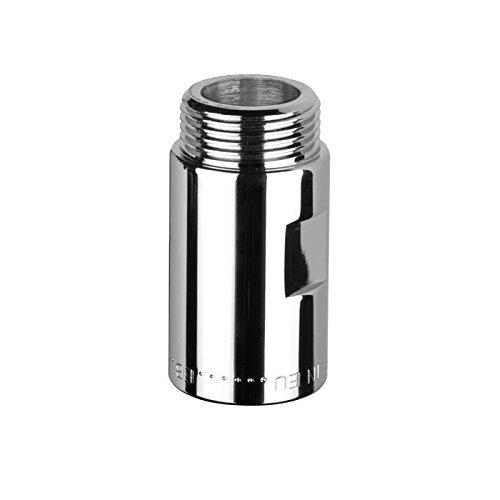 Wpro MWC013 Anti-Calcaire Magnétique Compact pour Lave-Linge et Lave-Vaisselle 2 joints avec le produit