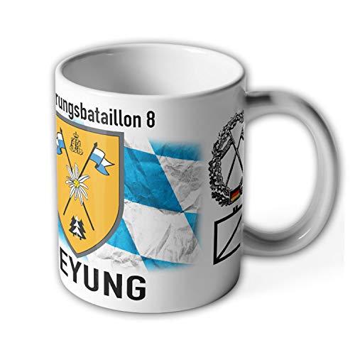 Cup AufklBtl 8 Reconnaissance Battalion Freyung Reconnaissance Bavaria Taza # 36369
