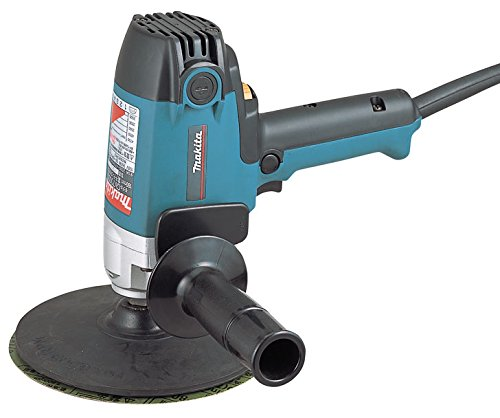 7-inch vertical sander for removing paint