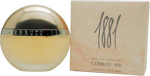 Cerruti 1881 Pour Femme Eau de Toilette Spray für Sie, 30 ml