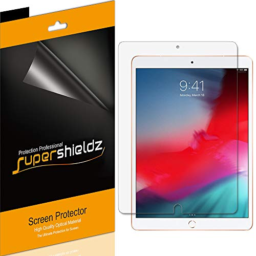 Supershieldz Apple iPad Pro 10.5 inch Screen Protector