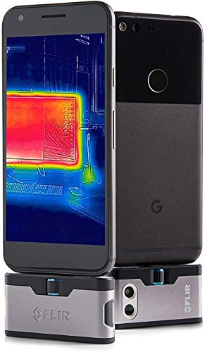 FLIR ONE Gen 3 - Android (USB-C) - Thermal Camera for Smart Phones - with MSX Image Enhancement Technology