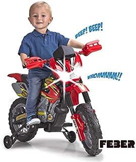 Feber Rideon Motorbike Cross 400F B/O 6V_800011383