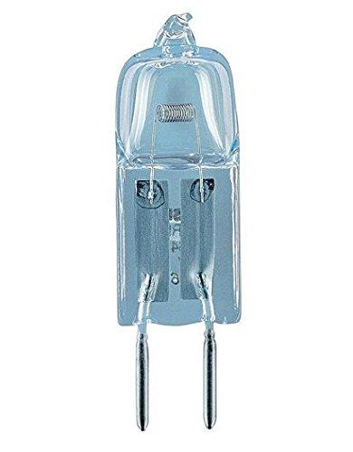 Osram HaloStar Halogen-Niedervoltlampe, G4-Sockel, dimmbar, 12 Volt, 5 Watt, Warmweiß - 2700K, 2er-Pack