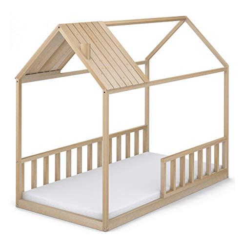 Cama Casita con techo