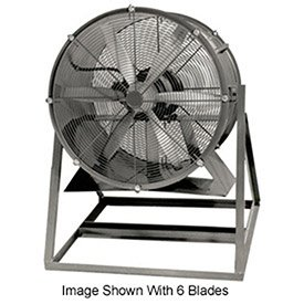 Fantastic Prices! Americraft 48 TEFC Aluminum Propeller Fan With Medium Stand 10 HP 41000 CFM