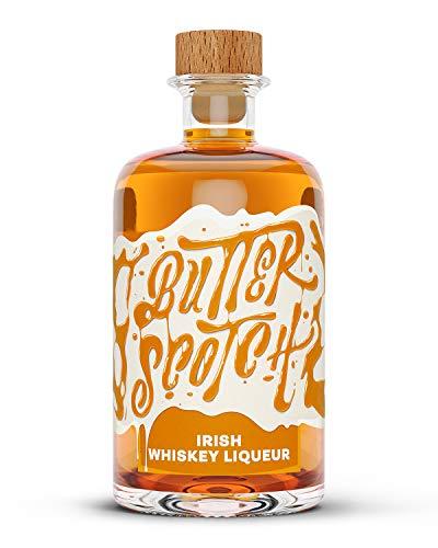 Butterscotch Whiskylikör - Irish Whiskey Liqueur 25% Vol. (1 x 0.5 l)