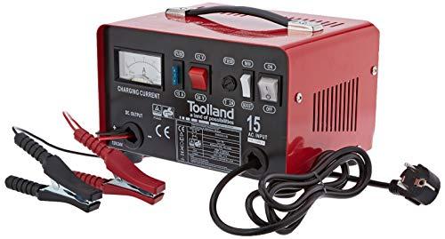 Cargador para baterías de coche Perel AC15