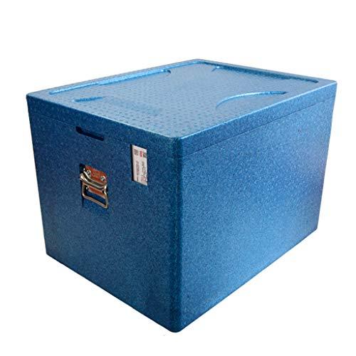 JCOCO 81L / 108L Refrigerador Personal portátil- Caja de enfriadores de Alto Rendimiento, Comida Bebida Picnic Playa Acampada Paquete de Hielo Aislado Caja Fresca - Fiesta de Cerveza al Aire Libre