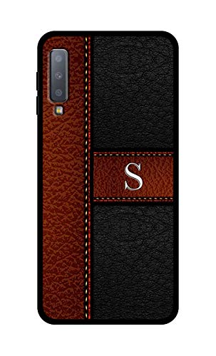 SWAG my CASE Printed Back Cover for Samsung Galaxy A7 2018
