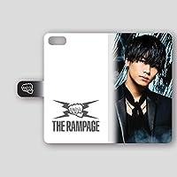 スマートフォン スマホ iPhone アイフォン 11Pro XS/X 8/7 手帳型 ケース カバー 【川村壱馬】 N007 (iPhone8/7)
