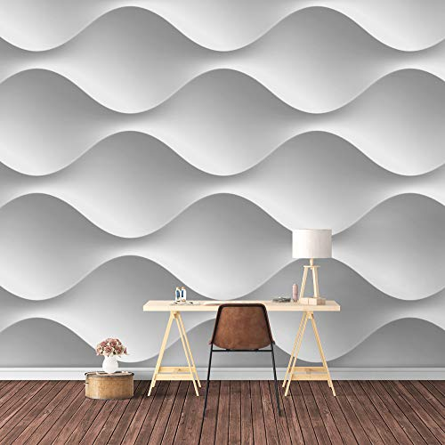 SIGNFORD Wall Mural 3D View Pattern Removable Wallpaper Wall Sticker