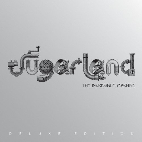 Incredible Machine Deluxe Edition, CD+DVD Edition by Sugarland (2010) Audio CD