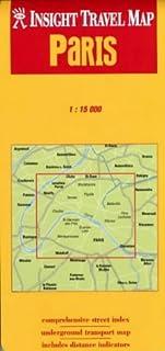Paris Insight Travel Map