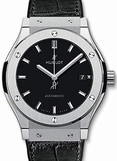 [ウブロ] HUBLOT 腕時計 クラシックフュージョン チタニウム 42ミリ 542.NX.1171.LR メンズ 新品 [並行輸入品]