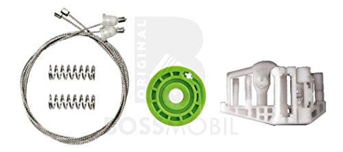 Original Bossmobil 3 (E90, E91),Hinten Rechts, manuell oder elektrische, Fensterheber-Reparatursatz