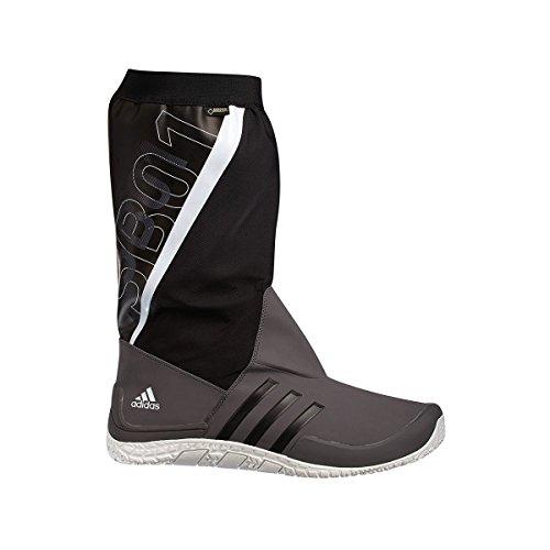 adidas G64278, Gore Boot Running White, Größe 7,5, Grau/Running White / Black / Sharp Grey