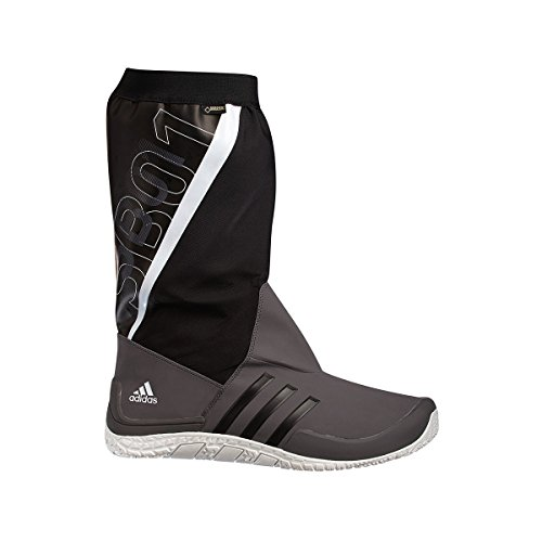 adidas G64278, Gore Boot Running White, Größe 7,5, Grau/Running White / Black / Sharp Grey