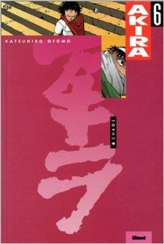 Akira - Couleur Vol 6: Chaos de OTOMO Katsuhiro ( 12 février 1992 )