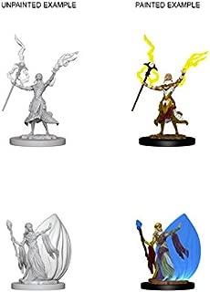 D&D NMU: Elf Female Wizard W3