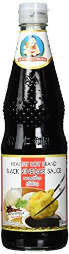 Healthy Boy Black Vinegar Sauce, 3er Pack (3 x 0.7 l)