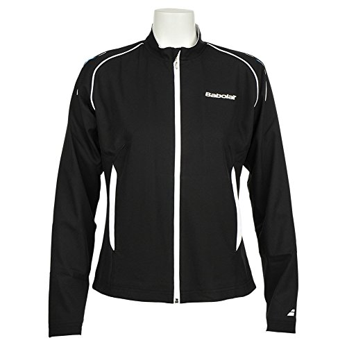 Babolat Damen Tracksuit Jacket Match Core Women Jacken, Schwarz, L