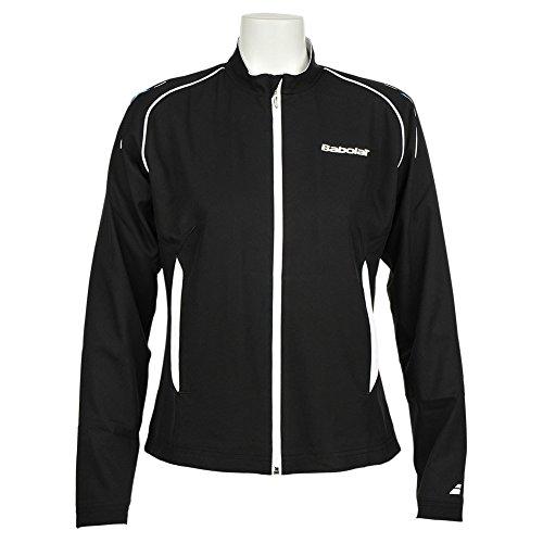 Babolat Damen Tracksuit Jacket Match Core Women Jacken, Schwarz, L