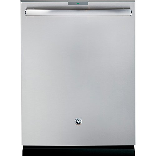 GE PDT750SSFSS Profile 24' Stainless Steel Fully Integrated Dishwasher - Energy Star