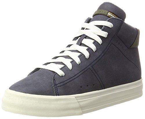 ESPRIT Damen Simona Bootie Hohe Sneaker, Blau (Navy), 38 EU
