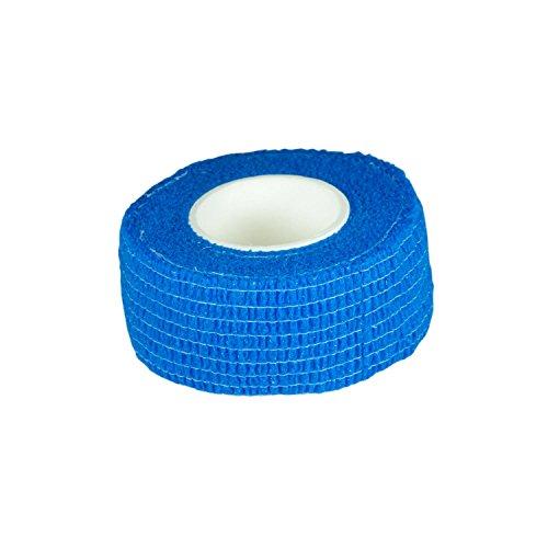 Target Protection Blue de peau de protection pour les doigts Flexible et 4