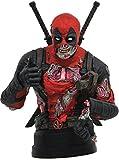 Busto Deadpool Zombie Marvel SDCC 2020 Exclusive