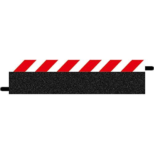 Carrera - rail et accessoire pour circuit - 20020560 - 1/24 et 1/32 - Carrera Evolution -Carrera Digital 132 et 124 - Bordures extérieures pour les droites standard (6)